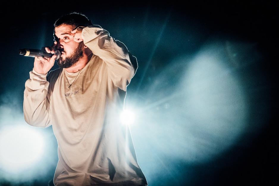 Hiphop heerste op de Lokerse Feesten, maar waar was het publiek?