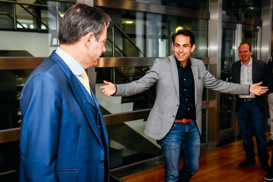 Wil Vlaams Belang zelf wel af van het cordon? 'Oppositievoeren zit in het DNA van de partij'