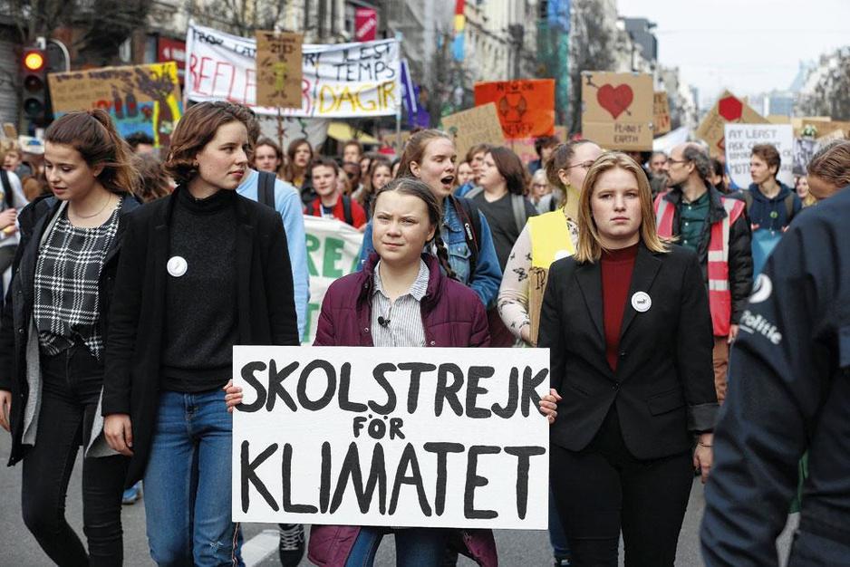 Het Greta-effect groeit: 'De politiek hinkt dramatisch achterop'