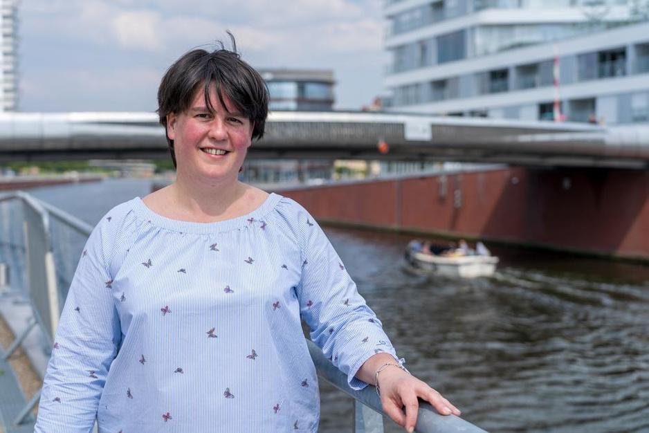 """Barbara Hoorelbeke: """"Ik zou nooit een ander café dan De Groene Kikker willen hebben"""""""