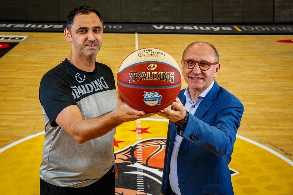 Johan Vande Lanotte (BC Oostende): 'Het Belgische basketbal zit met problemen'
