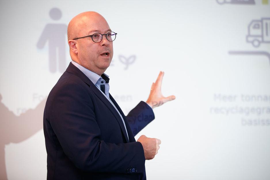 Patrick Laevers (CEO Fost Plus): 'De economie zal circulair zijn, of ze zal niet zijn'