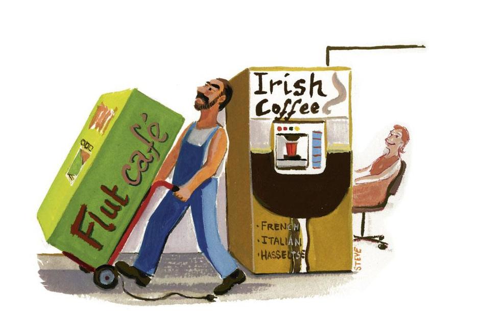 Factcheck: 'Lekkere koffie op het werk versterkt creativiteit en efficiëntie'