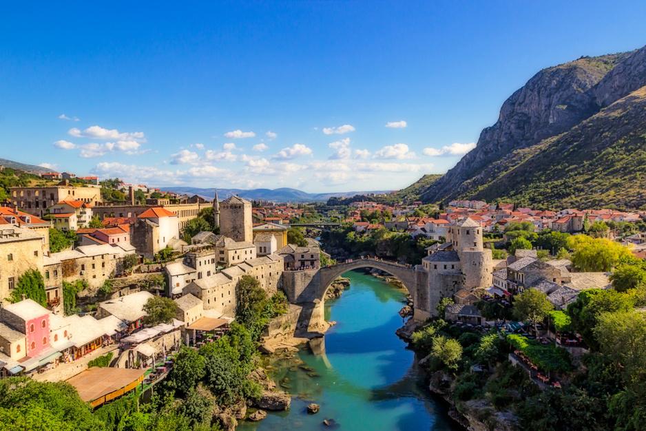 Dit zijn de mooiste kleinere stadjes op de Balkan