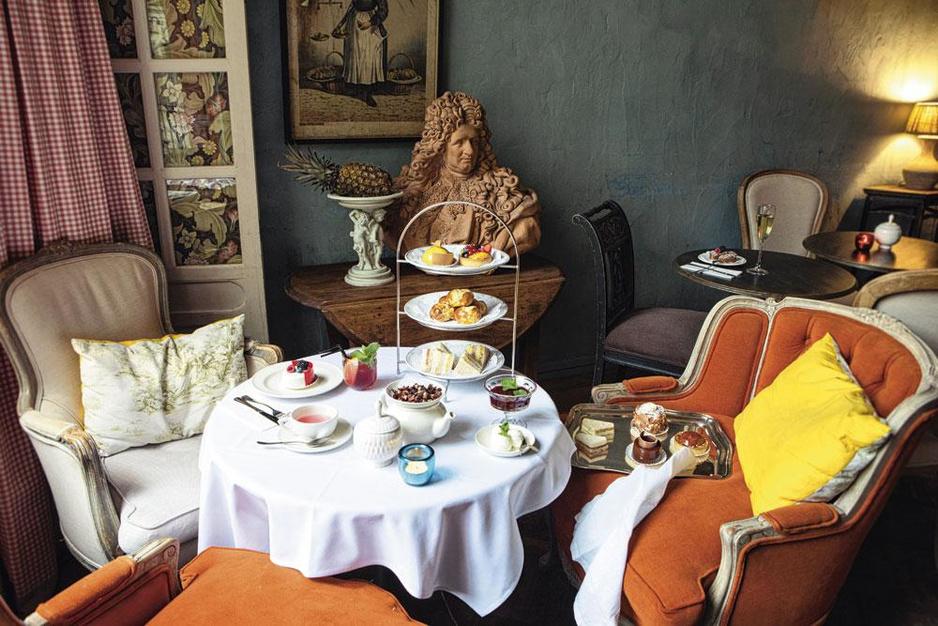 Van scones tot clotted cream: Britse high tea is hot