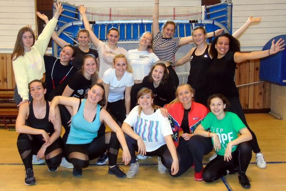 Red Alert team van WIK gaat voor titel Best Trends Dance Team