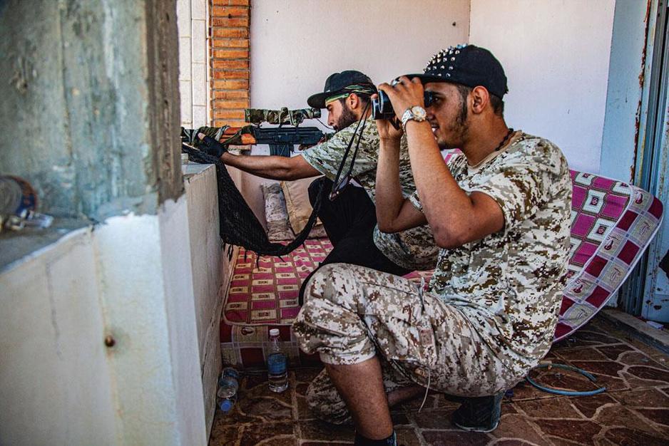 Lokt de burgeroorlog in Libië een nieuwe vluchtelingencrisis uit?