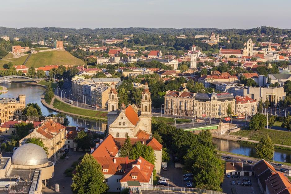 Deze plaatsen moet je zien in de Litouwse hoofdstad Vilnius