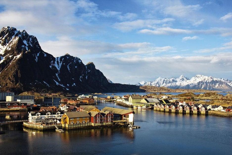 Per postboot naar de poolcirkel: dit is de mooiste zeereis ter wereld