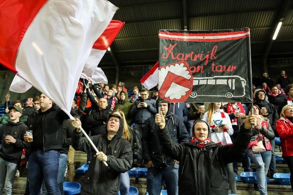 Koita bezorgt KV Kortrijk na spektakelrijk slot alsnog drie punten tegen Waasland-Beveren