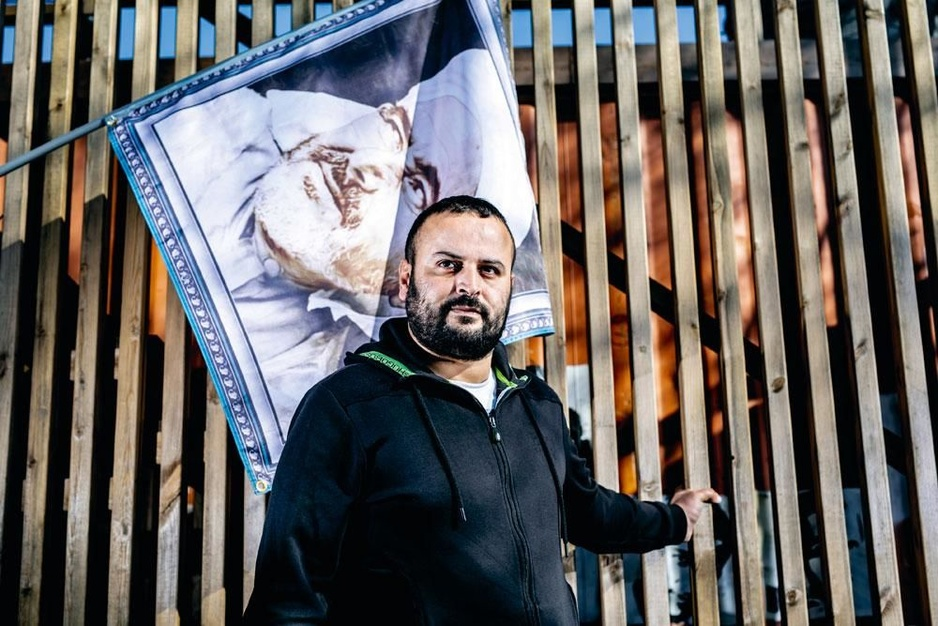 Hirak-activist Wafi Kajoua over de Marokkaanse justitie: 'Ik waag me niet meer in Marokko'