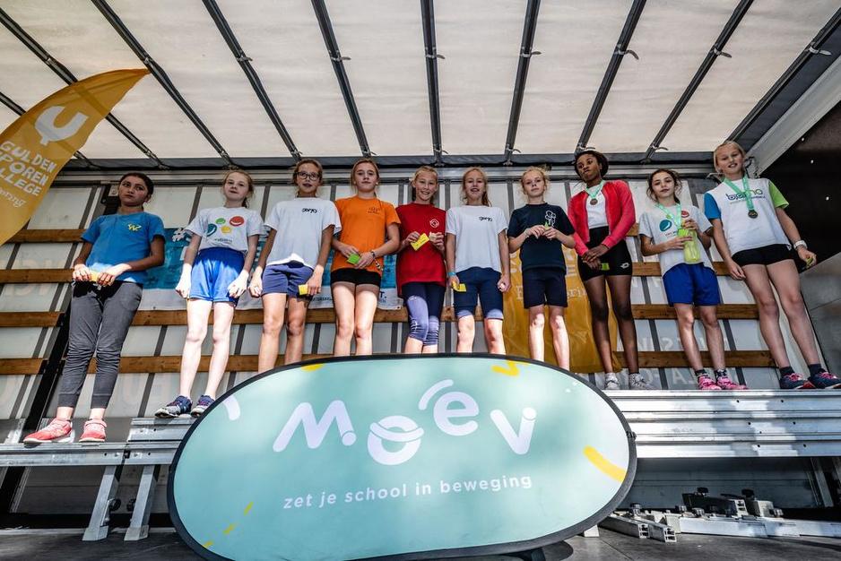 1.433 deelnemers voor MOEV-loopmanche aan Lange Munte