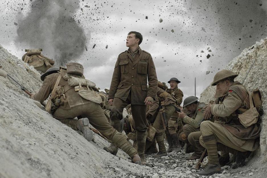 Sam Mendes over zijn oorlogsepos '1917': 'James Bond heeft me geholpen tijdens het schrijfproces'