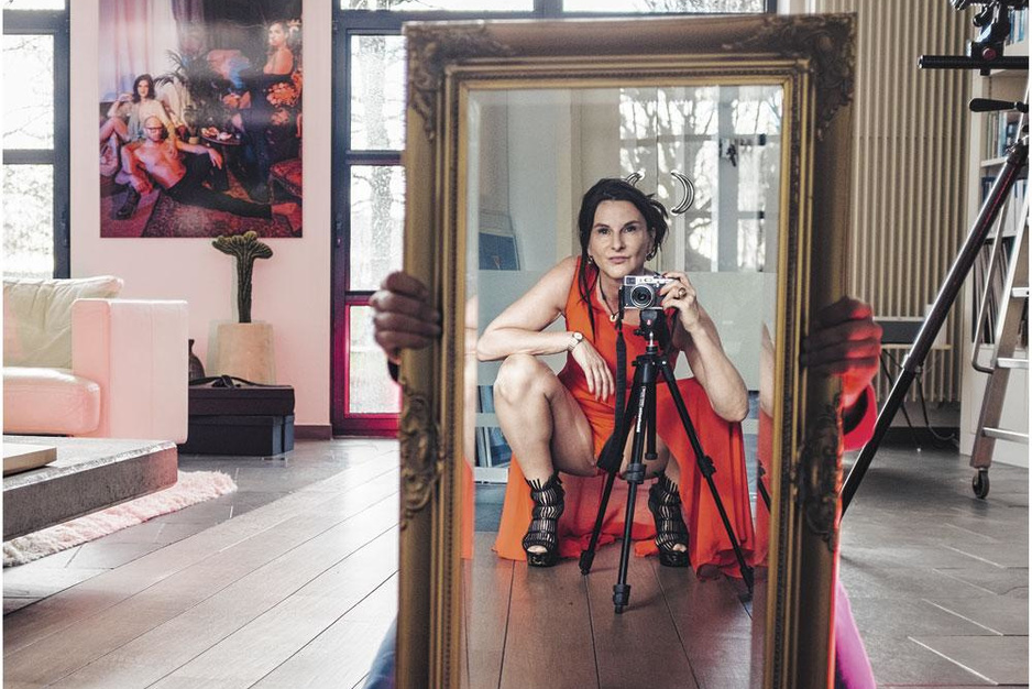 Fotografe Carmen De Vos: 'In mijn hoofd ben ik een wilde gipsy'