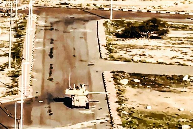 Elio Di Rupo (PS) blijft Saudische wapenleveringen gewoon goedkeuren