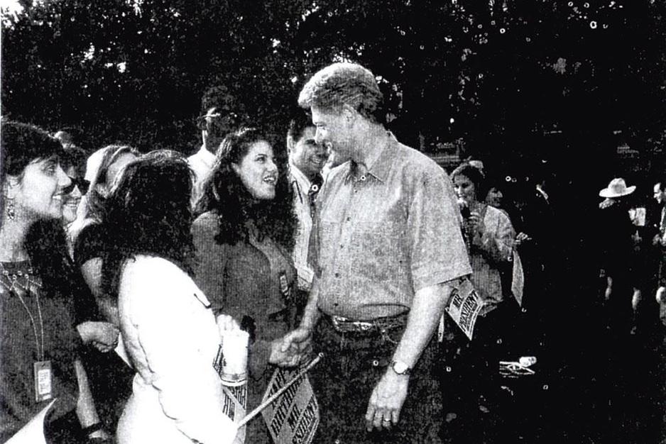 The Clinton Affair en de rehabilitatie van Monica Lewinsky: vreemdgaan mag, liegen niet