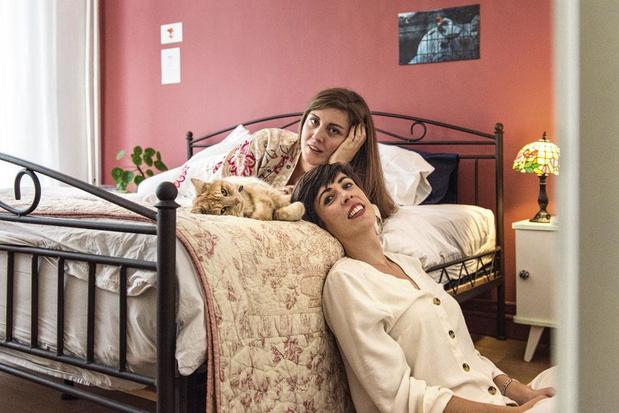 Tussen de lakens bij Celine en Liesbeth: 'Ze was de eerste vrouw met wie ik samen was'