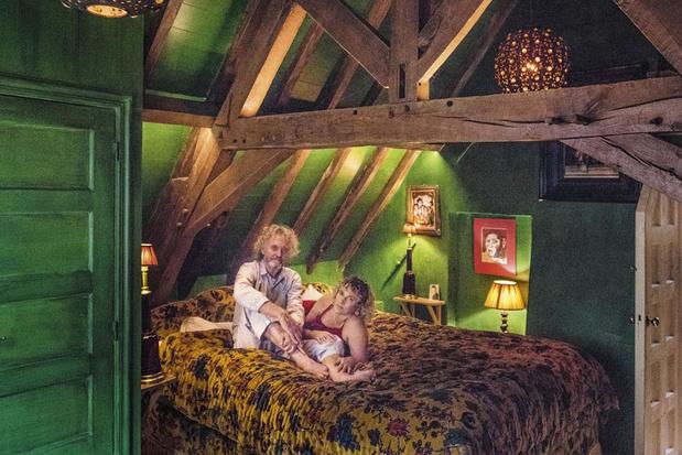 Tussen de lakens bij Olivia en Filip: 'We hebben dikwijls de slappe lach voor we in slaap vallen'