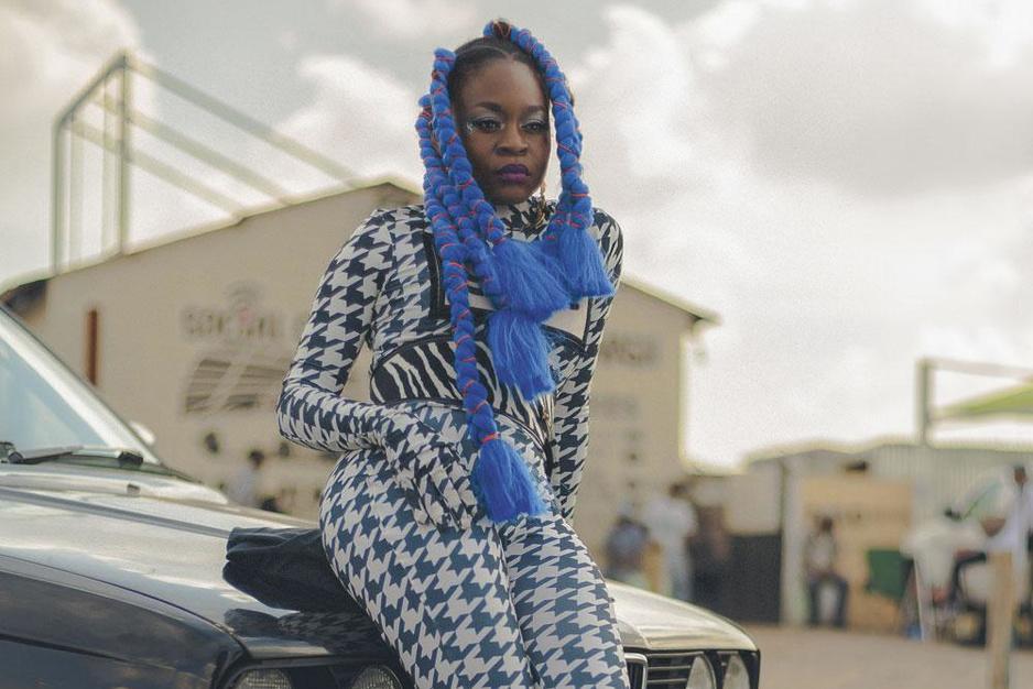 De Afrikaanse hiphop van Sampa The Great: 'Ik ben in een constante staat van ontkoppeling'