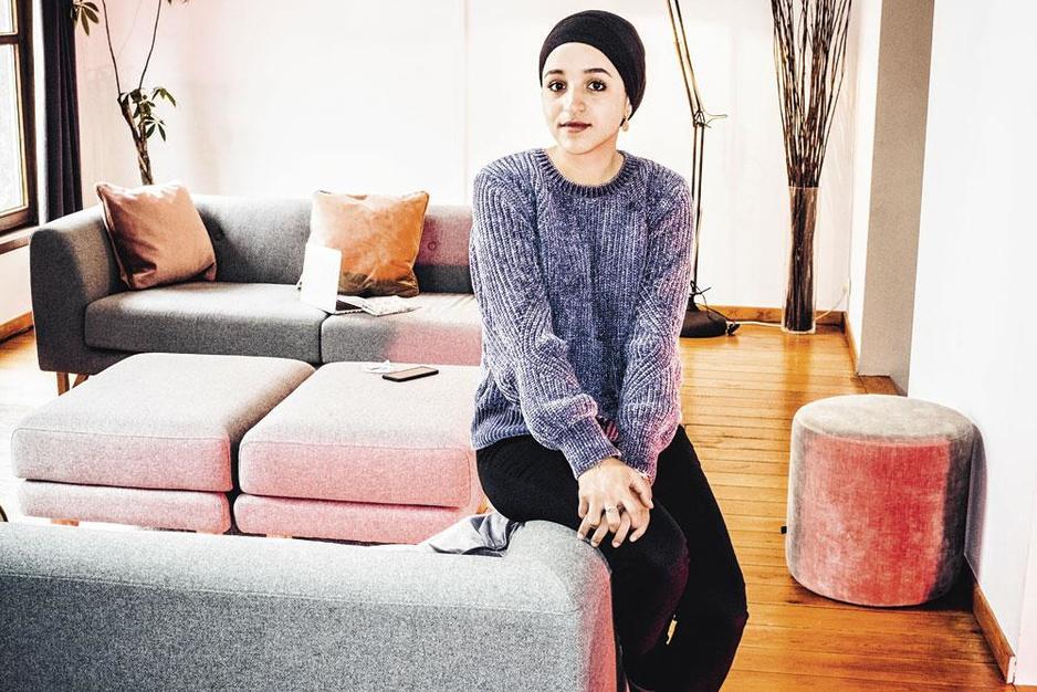 Onderneemster Yasmien Naciri: 'Ik vind mezelf het beste gezelschap'