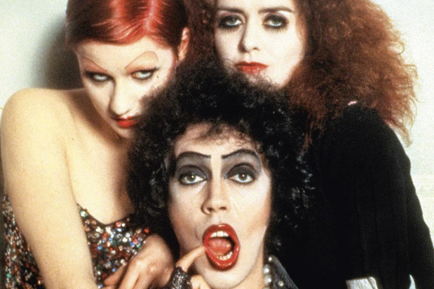 Tv-tip: 'The Rocky Horror Picture Show', cultfilm met lippenstift op