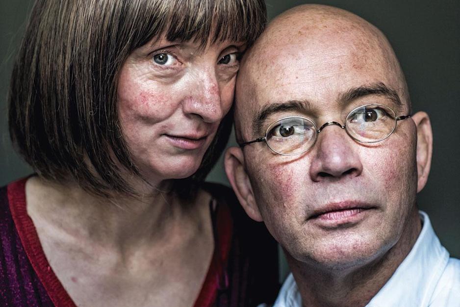 Delphine Lecompte en Tommy Wieringa: 'Er zat altijd al veel geweld in mijn gedichten'