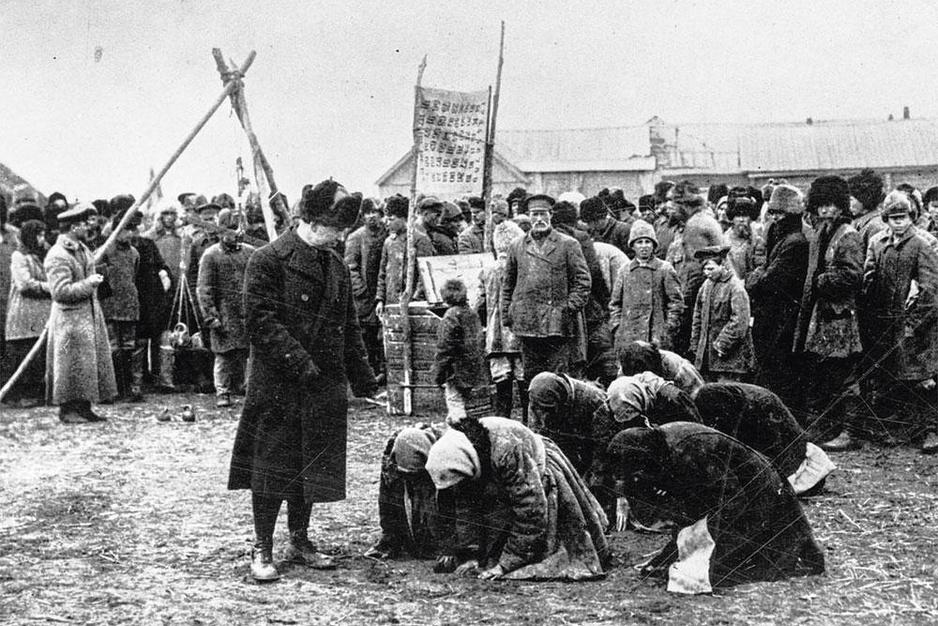 Hoe Amerika de Russische Revolutie redde: 'Het was een pure horrorshow'