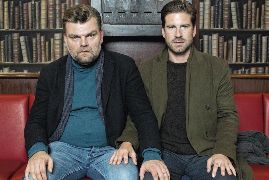 Boezemvrienden Stefaan Degand en Kevin Janssens: 'We zijn allebei nog hevig in de liefde'