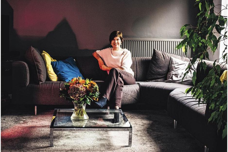 Telenet-topvrouw Ann Caluwaerts: 'We moeten waakzaam zijn voor digibesitas'