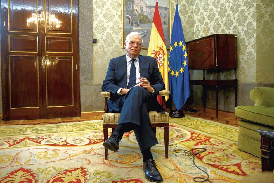 Een portret van Josep Borrell: de nieuwe 'buitenlandminister van EU' uit Spanje