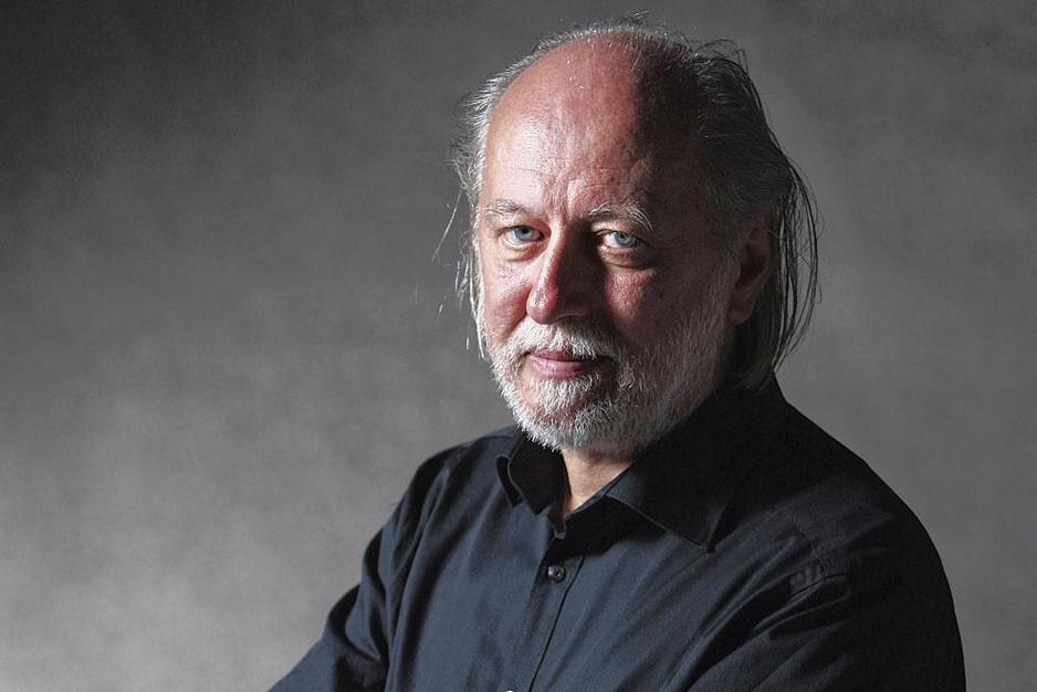 Schrijver László Krasznahorkai hoopt verlost te zijn van het schrijven