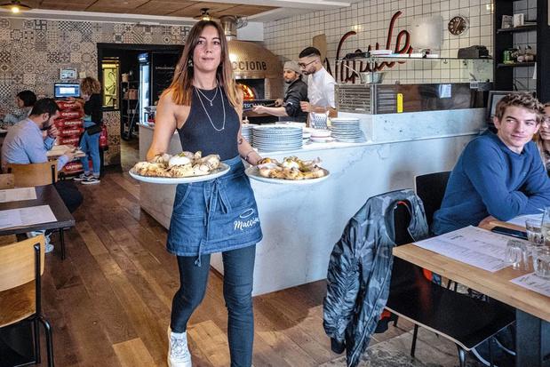 La Maccione in Tongeren: een gezellige, goed geoliede Napolitaanse pizzeria
