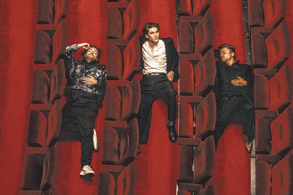 De Belgische bluesrock van Raman: 'Triggerfinger was een openbaring'