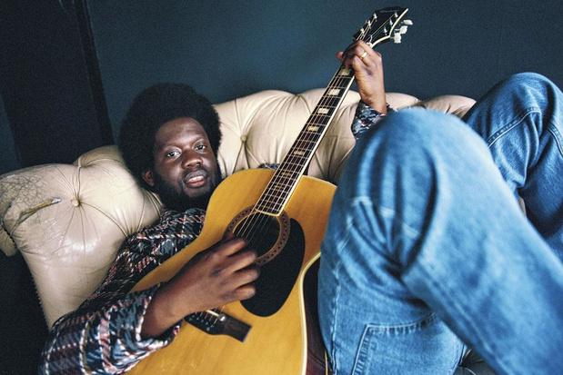 Michael Kiwanuka laat ons met ons gat in de hete boter vallen