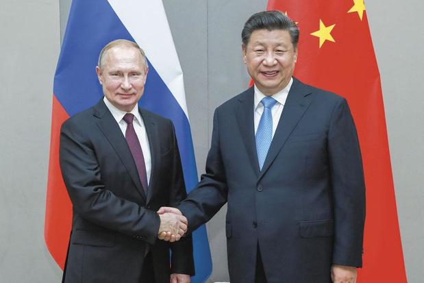 'De vraag rijst of Rusland en China niet stilaan de bovenhand krijgen op de Amerikaanse marine'