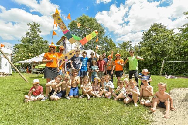 Achtste editie camping De Balokken in Wervik een voltreffer