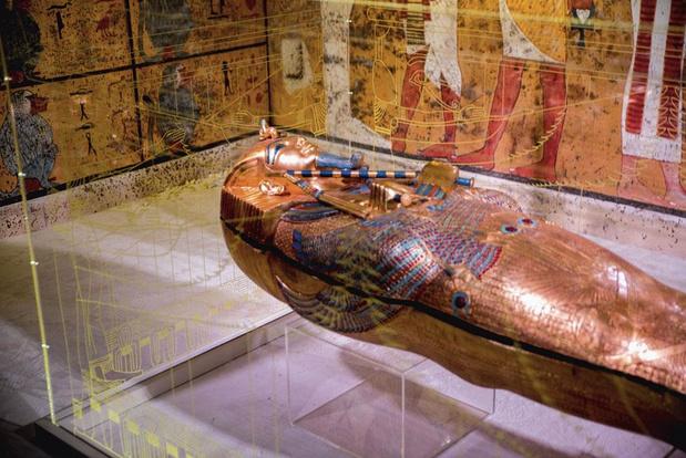 Revivre la découverte du tombeau de Toutankhamon par Howard Carter