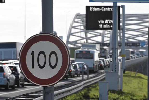 Nederland verlaagt maximumsnelheid