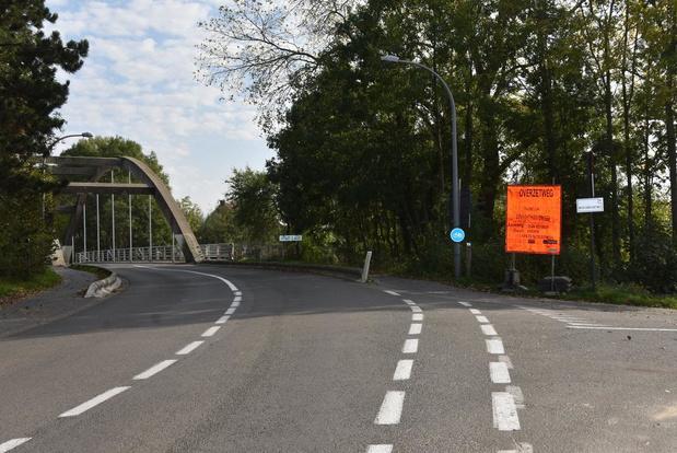 Vier weken eenrichtingsverkeer naar Marke vanuit Bissegem