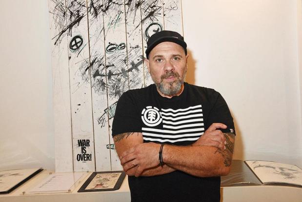 La mini-interview d'Olivier Megaton, réalisateur qui se met au streetwear