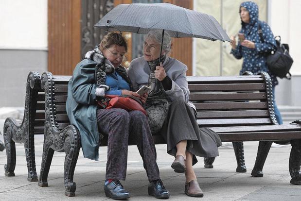 Regen en koude brengen kanker met zich mee