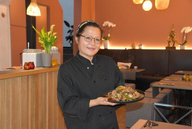 Pasiree schotelt Thais lekkers voor in haar droomrestaurant