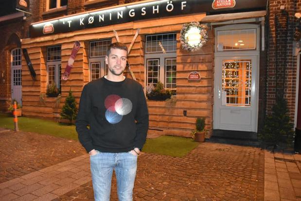 Café 't Koningshof wordt twee maanden Herberg 't Køningshöf