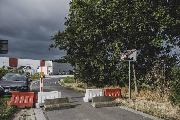 """Proefproject bant sluipverkeer in Haringstraat: """"Dagen dat ik blokken vijf keer terugzet"""""""