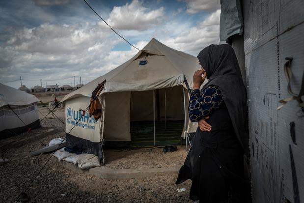 Des femmes yézidies témoignent de leur esclavage par des djihadistes belges