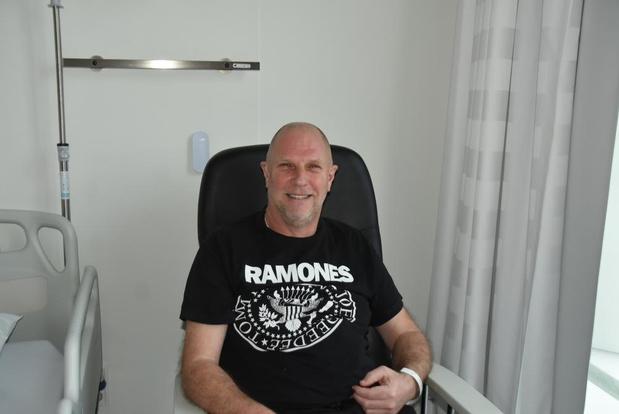 Gered door AED-toestel na hartfalen tijdens minivoetbalwedstrijd