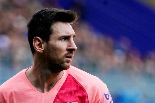 Lionel Messi égale le record de Telmo Zarra et se rapproche du Soulier d'Or (vidéos)