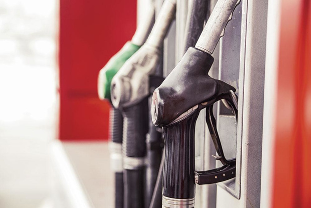 Diesel tanken wordt weer duurder