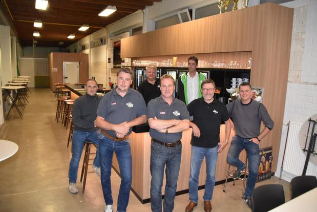 Drie Markse sportclubs timmeren samen aan nieuwe bar