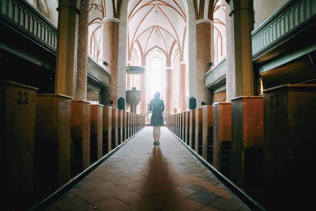 Les femmes, avenir de l'Eglise
